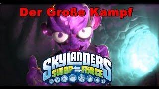 Let´s Play Skylanders Swap Force #040 Kapitel 19 Wolkenbruchkern Das Große Finale