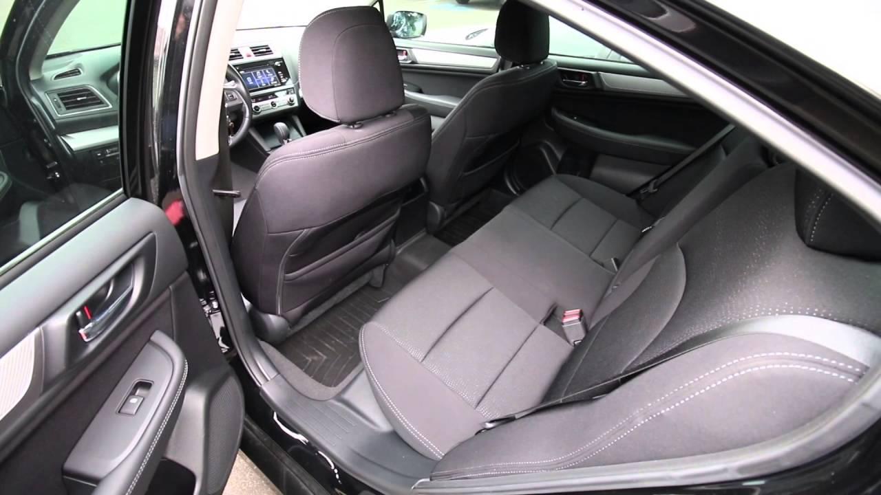 Roadwire Leather Seats Installed On 2015 Subaru Legacy