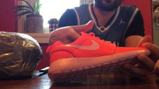 NIKE ROSHE HYPERFUSE Unboxing, Aliexpress. 3 pairs.