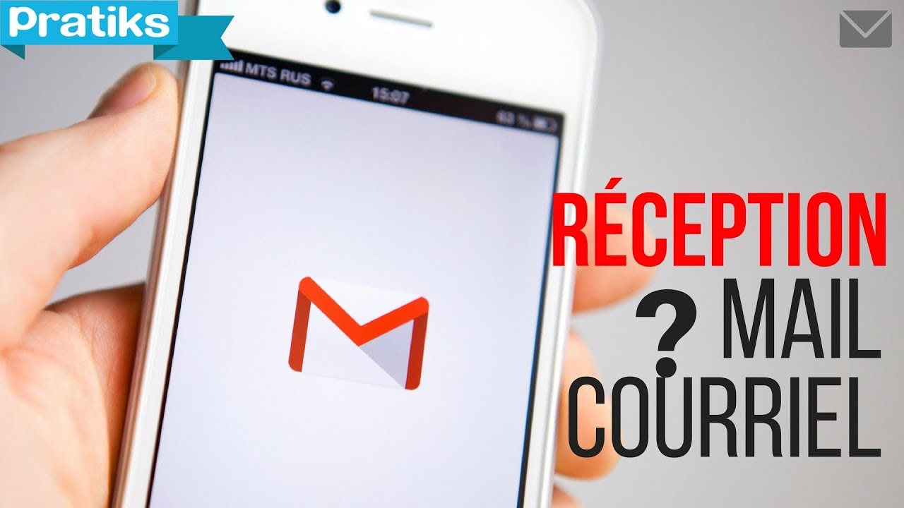 Gmail Comment Savoir Si On A Recu Mon Mail Ou Courriel Youtube