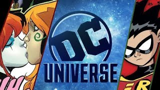 DC's Streaming Service Breakdown (+ Harley Quinn Marriage, Teen Titans Returns)