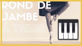 ROND DE JAMBE N. 1 (Ballet music) - [Music for Ballet Class]