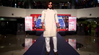 Grameen UNIQLO Fashion Show at Jamuna Future Park
