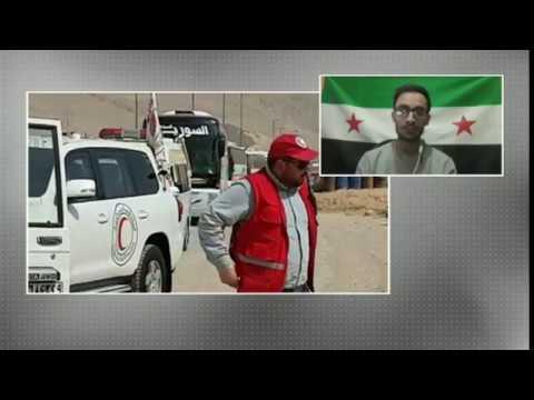 بي_بي_سي_ترندينغ: عملية إجلاء الجرحى والمقاتلين من حركة أحرار الشام من #الغوطة_الشرقية  - نشر قبل 18 دقيقة