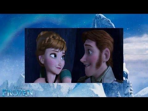 Frozen - Love Is An Open Door Swedish - Movie Version (Sub + Trans)