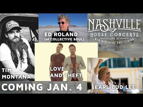 Nashville House Concerts- January 4