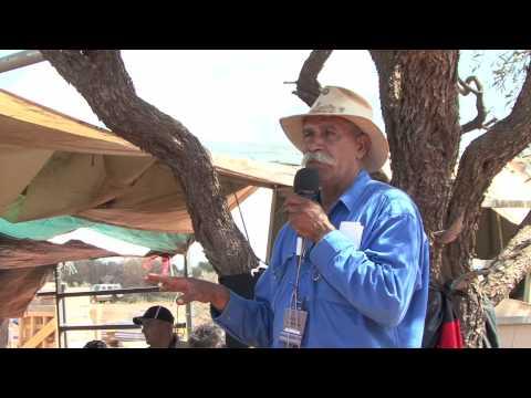 Part 4 Ways Forward Speeches: Opening Protest House Ampilatwatja Walk-off
