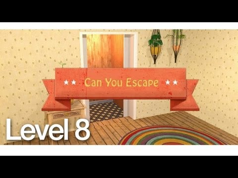 Can You Escape Walkthrough Level 8