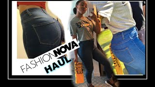 Fashion Nova Jeans Try on Size 5 & 7 + Other Fashion Nova try ons !