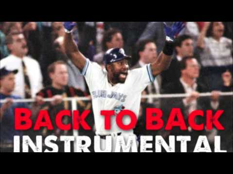 Drake - Back To Back (Instrumental)