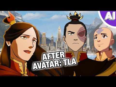 What Happens AFTER Avatar: The Last Airbender? (Animation Investigation)