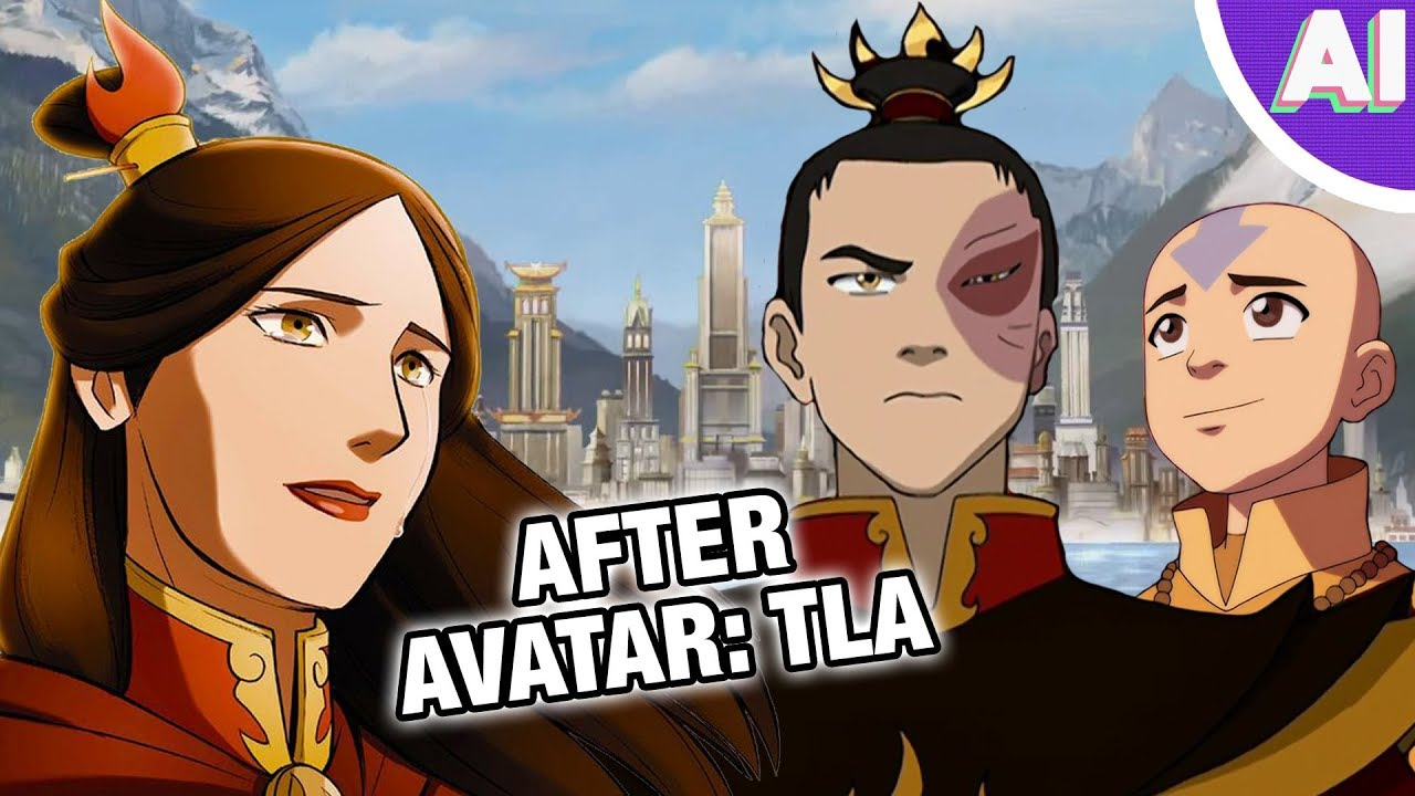 Download What Happens AFTER Avatar: The Last Airbender? (Animation Investigation)