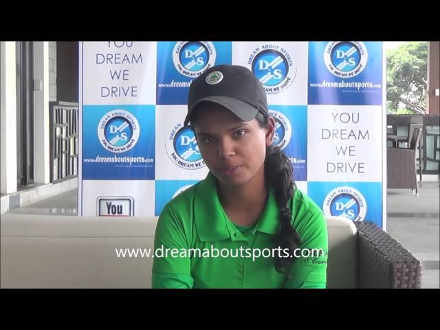 Rising Stars : Vani Kapoor golf