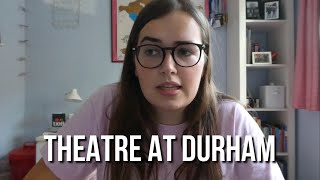 What to expect from the Student Theatre scene