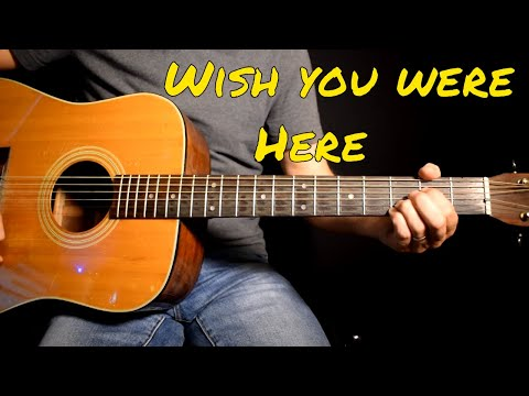 Pink Floyd - Wish You Were Here cover