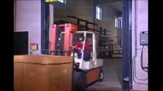 Rytec Turbo-Seal® Freezer Door