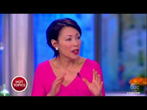 Ann Curry Weighs In On Matt Lauer's Ousting At 'Today '  The View