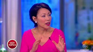 Ann Curry Weighs In On Matt Lauer's Ousting At 'Today Show' | The View