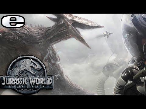 INSOLITO!!: PRIMER JURASSIC WORLD 2 Trailer TEASER