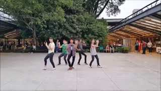 b 2beat u — ah by after school dance cover