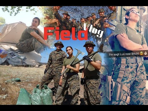 My life in the Corps | Field Vlog | BRENDALUX | MOTOR T