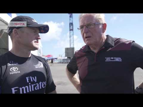 America's Cup Race Day 5 Preview: Glenn Ashby