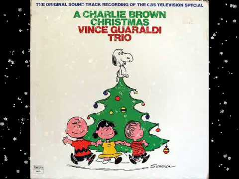 A Charlie Brown Christmas - Linus and Lucy - YouTube