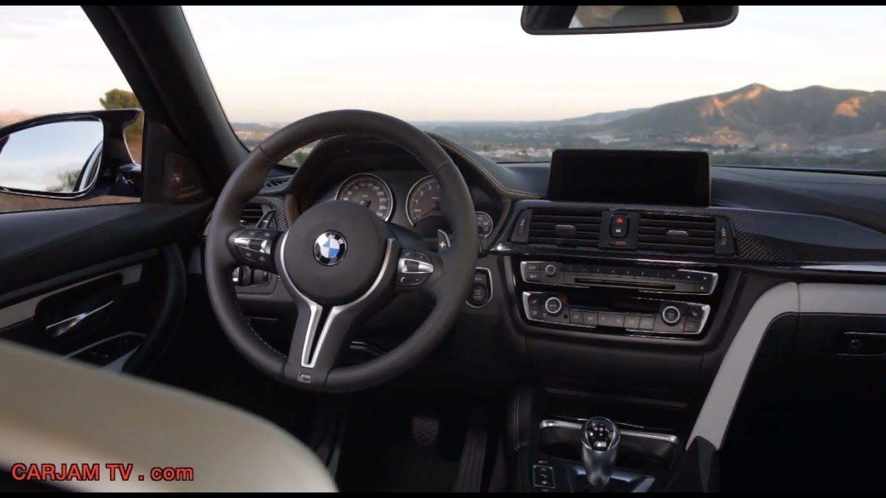 Bmw m3 f80 interior hd in detail price 60 000 commercial bmw m3 f80 2014 carjam tv hd youtube - Interior hd pic ...