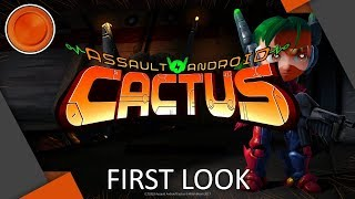 First Look - Assault Android Cactus - Xbox One