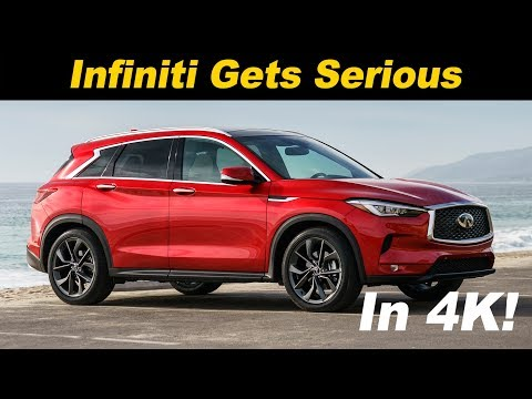 2019 Infiniti QX50 First Drive Review