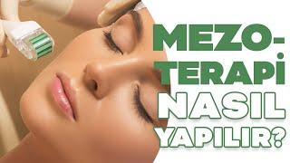 Mezoterapi nedir ve Nasıl uygulanır?