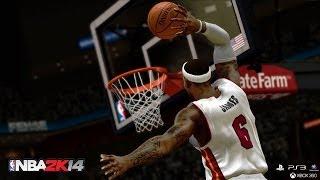 NBA 2K14 PS4 My Career #4 AMAZING PERFORMANCE! 2nd Half Rookie Showcase