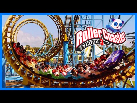 Roller coaster tycoon 3 platinum para windows e mac em portugu 234 s pt