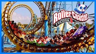 Roller Coaster Tycoon 3 Platinum para Windows e Mac em português PT/BR