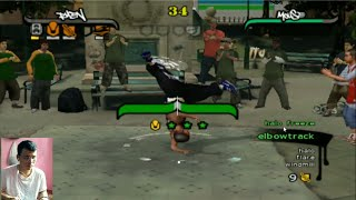 gameplay bboy for pc/psp/ps2 (bahasa indonesia ) asus x550dp game test