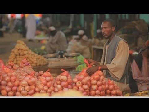 Sudanese economic crisis