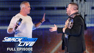 WWE SmackDown LIVE Full Episode, 25 July 2017