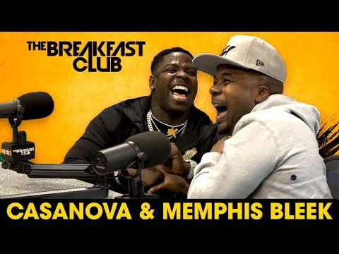 Casanova On Trust Vs. Loyalty, Memphis Bleek Talks Rocafella + Returning To The Spotlight