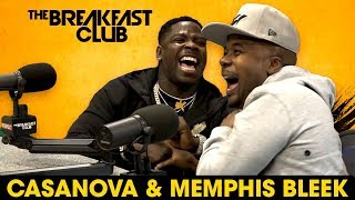 Casanova On Trust Vs. Loyalty, Memphis Bleek Talks Rocafella + Returning To The Spotlight thumbnail