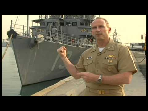 U.S Navy - Role of the 5th Fleet