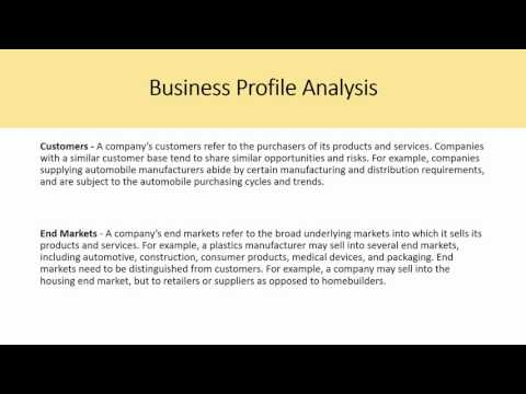 Comparable Companies Analysis – CH 1 Investment Banking Valuation Rosenbaum