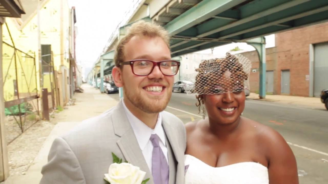 A Wedding at The Boom Room in Philadelphia
