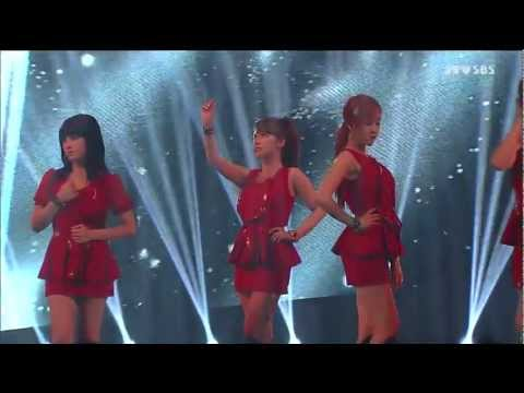 120715 T-ara - Day By Day Live HD