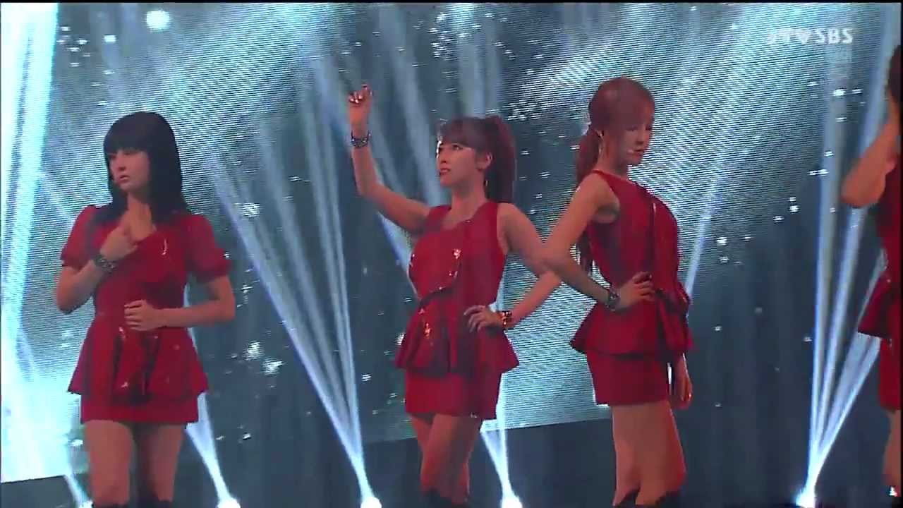 120715 T-ara - Day By Day Live HD - YouTube