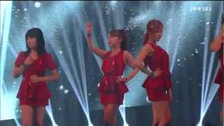 Repeat youtube video 120715 T-ara - Day By Day Live HD