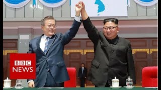 Peace on the Korean peninsula? - BBC News