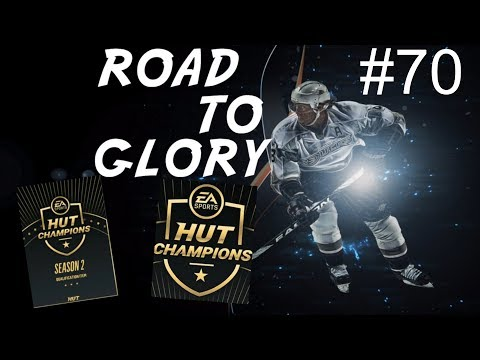 Qualifiers HUT Champions 2-  ROAD TO GLORY EP 70  NHL 18 Ultimate Team