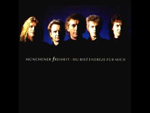 Munchener Freiheit - Du Bist Energie Fur Mich