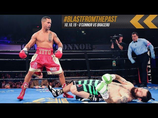 Blast From The Past: Gabriel Bracero KOs Danny O'Connor