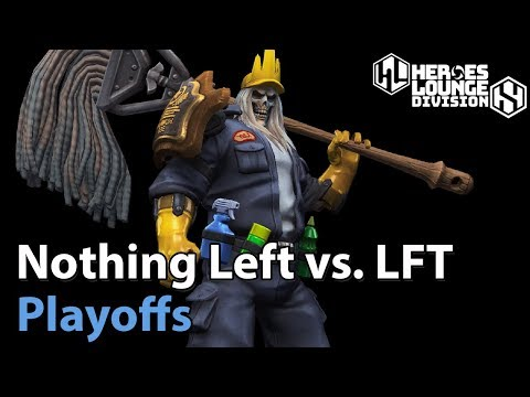 ► Heroes of the Storm: Nothing Left vs. La French Team - Division S Playoffs